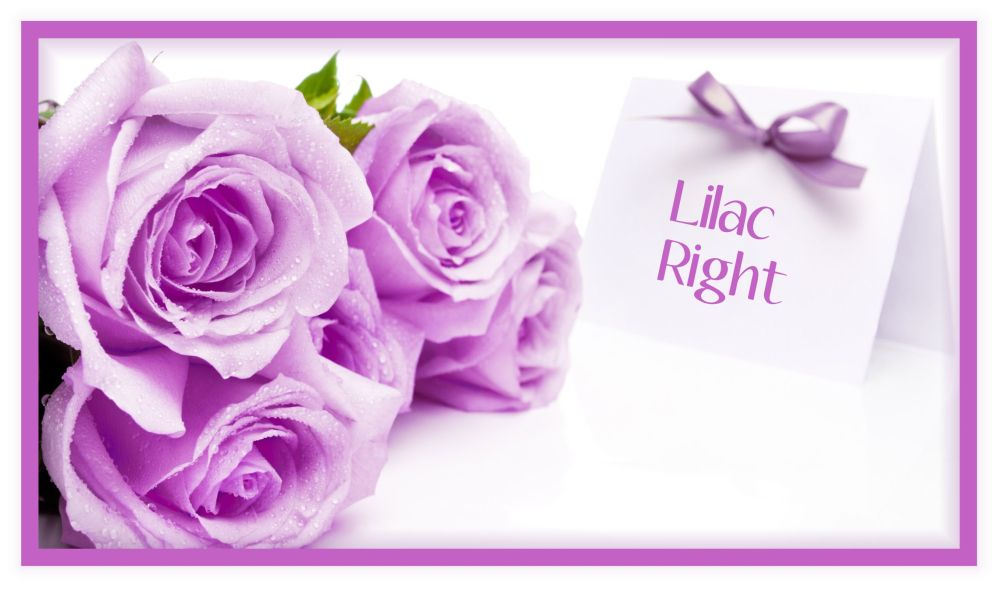 LILAC RIGHT