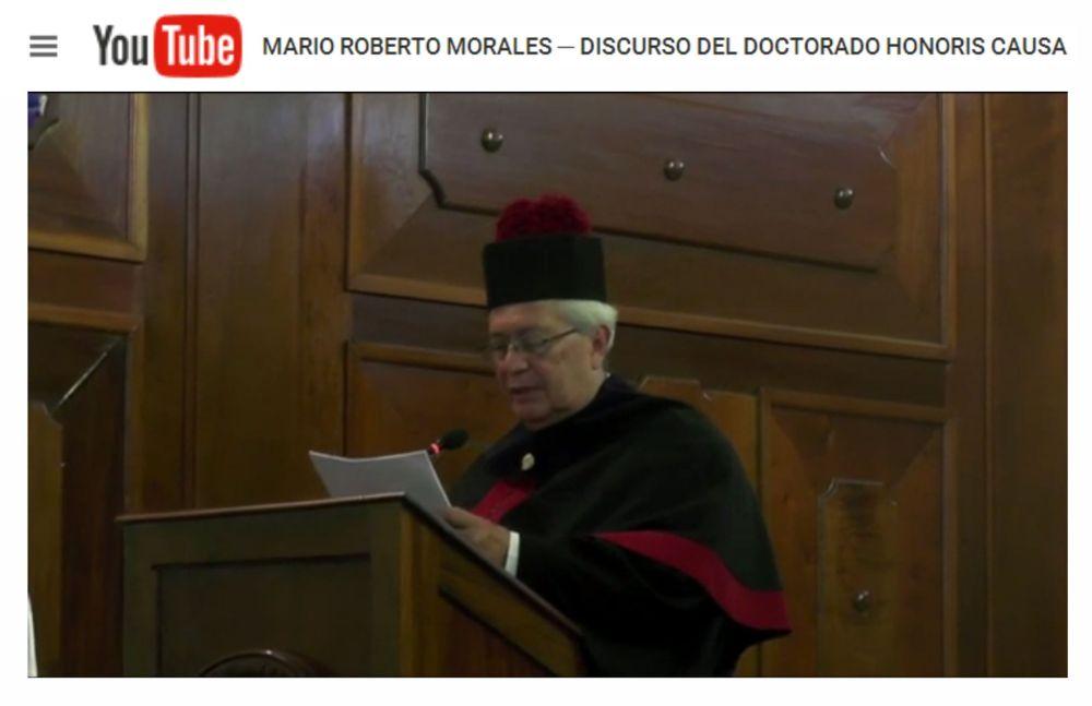 PARA HONORIS CAUSA EN MRM WORDPRESS