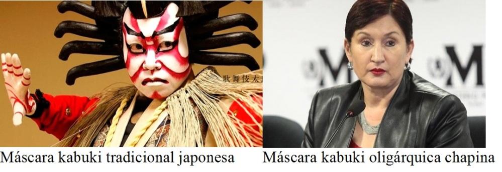 Mascara Kabuki