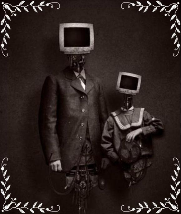 alejate de las redes y de la tele